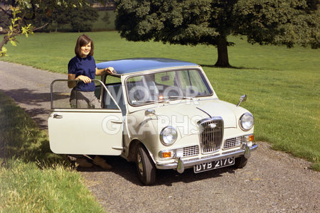 Wolseley Hornet mark 2 (Mini) 1966