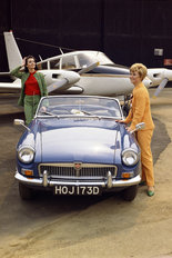 MG MGB Roadster 1967