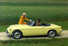 MG MGB Roadster 1968