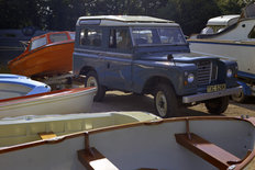 Land Rover Series III 1971