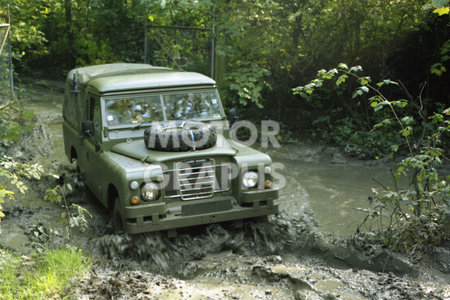 Land Rover Series III 1970s