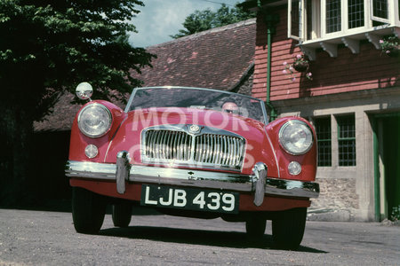 MG MGA Roadster 1958