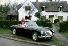 MG MGA Twin Cam Roadster 1958