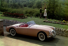 MG MGA 1600 Roadster 1960