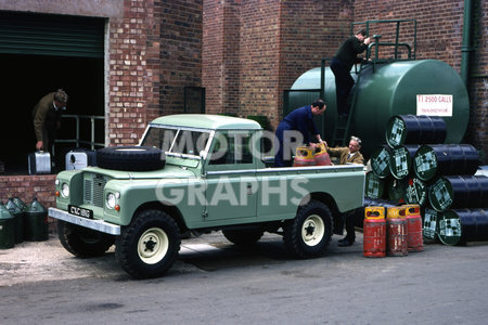 Land Rover Series II 1968