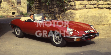 Jaguar E-type Series 2 1968