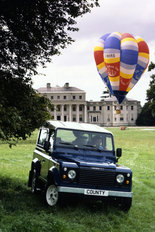 Land Rover Ninety County 1986