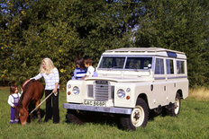 Land Rover Series III 1976