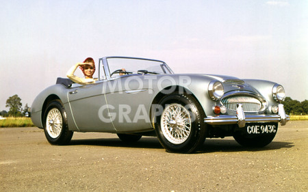 Austin Healey 3000 Mk III convertible 1965