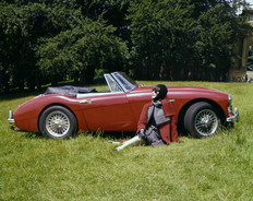 Austin Healey 3000 Mk III convertible 1964