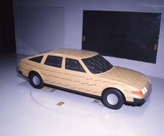 Rover SD1 testing 1974