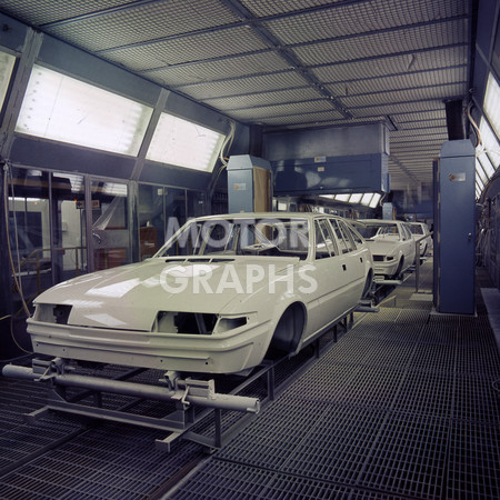 Solihull Factory British Leyland 1976