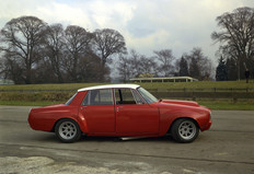 Rover 3500 V8 (P6B) race car 1970