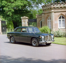 Royal Rover 3.5-Litre (P5) 1972