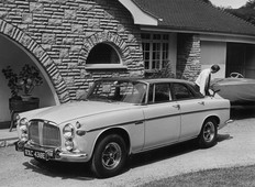 Rover 3.5-Litre Coupe (P5B) 1967