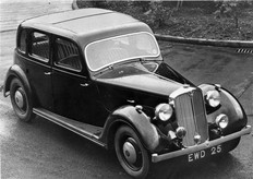 Rover 75 (P3) 6-Light Saloon 1948