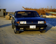Rover SD1 in Dubai 1982