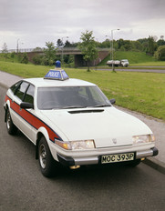 Rover 3500 (SD1) police car 1976