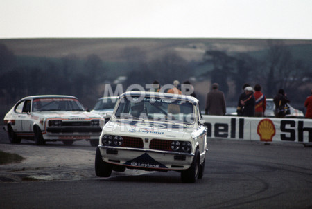 Triumph Dolomite Sprint racing