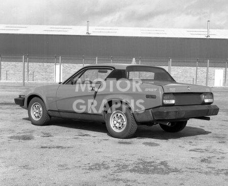 Triumph TR7 V8 1977 - Motorgraphs