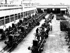 Canley factory Standard Motor Co 1920s
