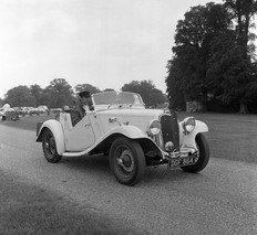 Triumph Gloria Tourer 1936