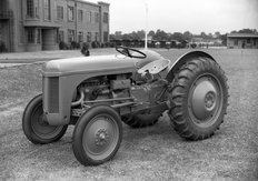 First Ferguson Tractor 1946
