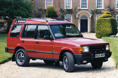 Land Rover Discovery 1996-97
