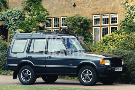 Land Rover Discovery 1994-95
