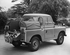 Land Rover Series II Fire Engine 1959