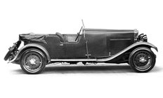 MG Six Tourer Speed Model 1930