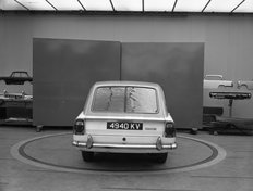 Triumph 2000 Fastback GT Mock Up 1964
