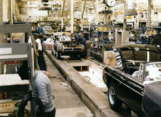 MGB LE Final Production 1980