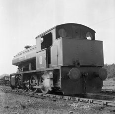 Victor Railway Engine