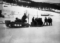 Wolseley Antarctic Motor Sled 1910-11