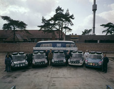 British Leyland Rally 1800 1969