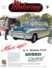 Motoring Magazine June 1957