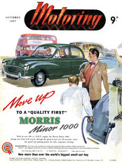 Motoring Magazine October 1957