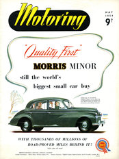 Motoring Magazine May 1954