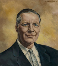 BMIHTOil Painting George Harriman