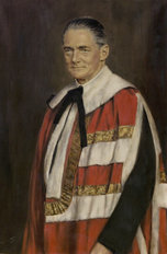 BMIHTOil Painting Lord Nuffield
