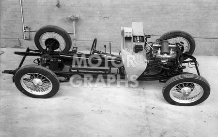 MG TC Tourer Chassis 1945