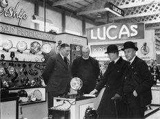 Lucas British Industries Fair 1932