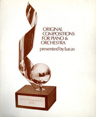 Lucas Festival Of Arts Music 1974