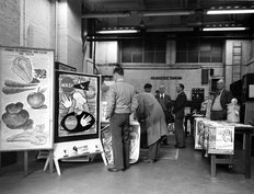 Lucas Health & Safety Display 1957