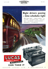 Lucas Heavy Duty Battery