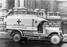 Field Ambulance WWI