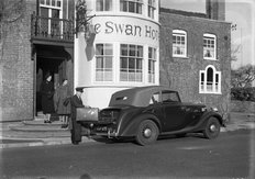 Wolseley25 Coupe 1939