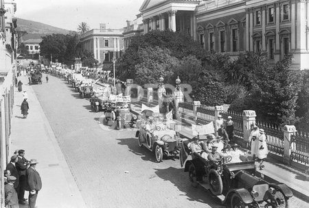 War Parade WWI