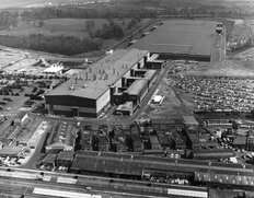 Land Rover Solihull Site 1970s